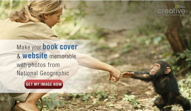 Make your book cover and website memorable with photos from national geographic